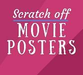 scratch off movie bucket list poster