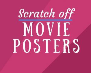 scratch off movie bucket list posters